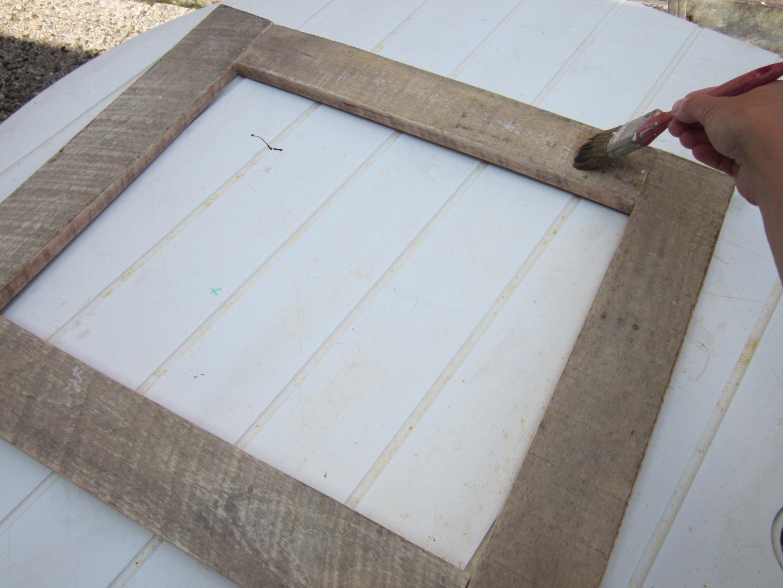 Miroir deco pour noel miroirs d coratifs et design - Encadrement bois pour miroir ...