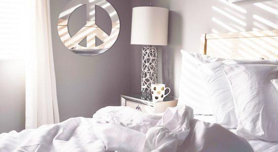 Miroir décoratif Peace and Love