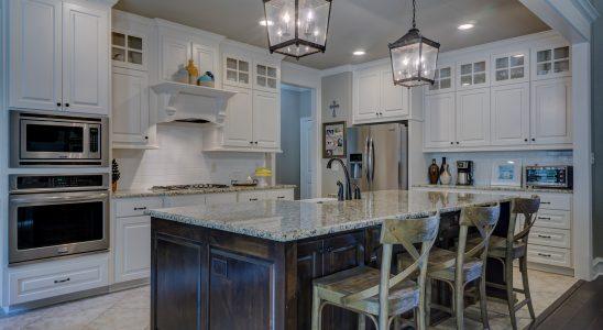 La cuisine, une pièce à part, à décorer avec une grande attention